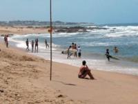 Joven salteño falleció trágicamente al ser alcanzado por un rayo en playa Montoya cercana a Punta del Este