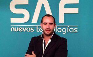 Francisco Braceras, director comercial de SAF Nuevas Tecnologías.