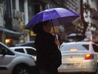 Sigue la alerta amarilla por lluvias y tormentas: conocé detalles